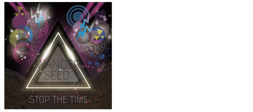 stop_the_timeのCDジャケット