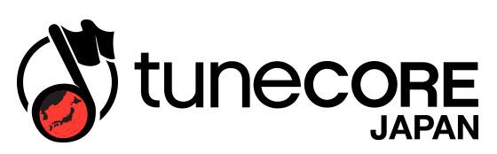 tunecore japanのロゴ