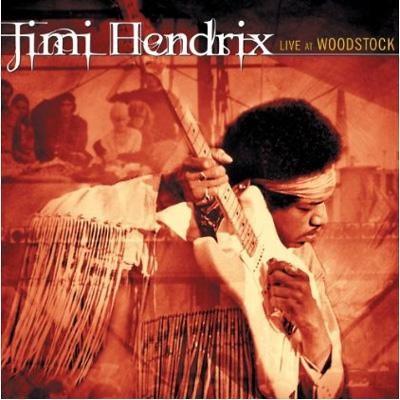 ジミ・ヘンドリックス Wood-Stock