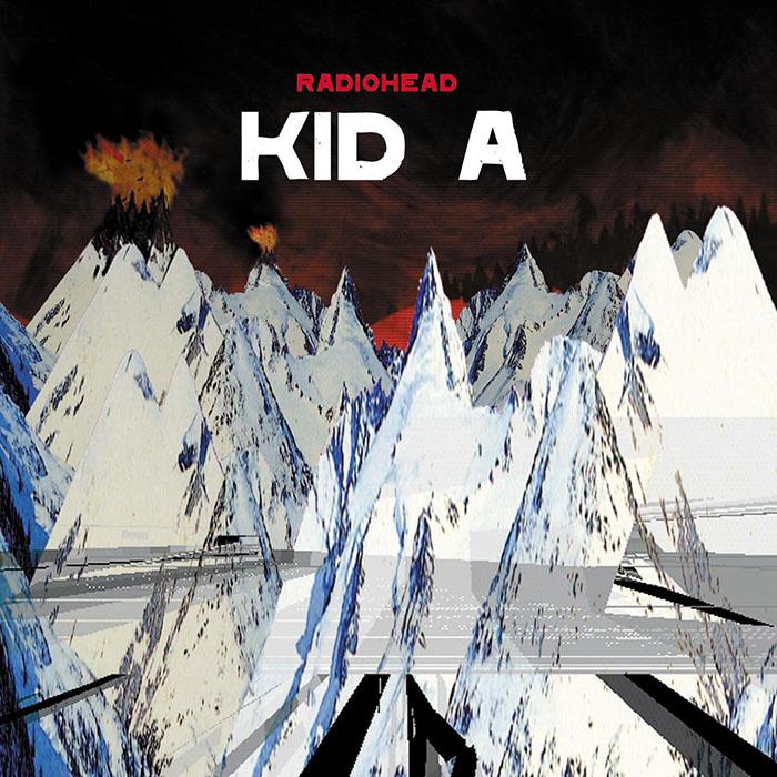 KID-A radiohead レディオヘッド