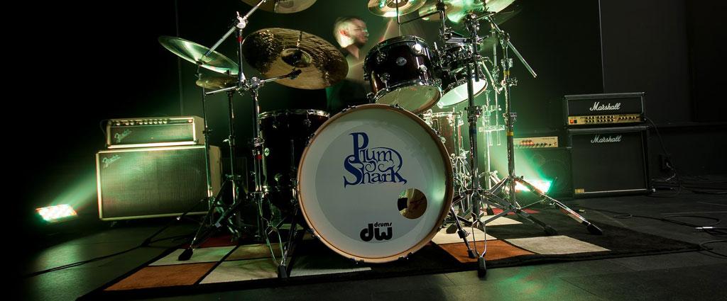 ライブハウス アルバイト ドラムセット