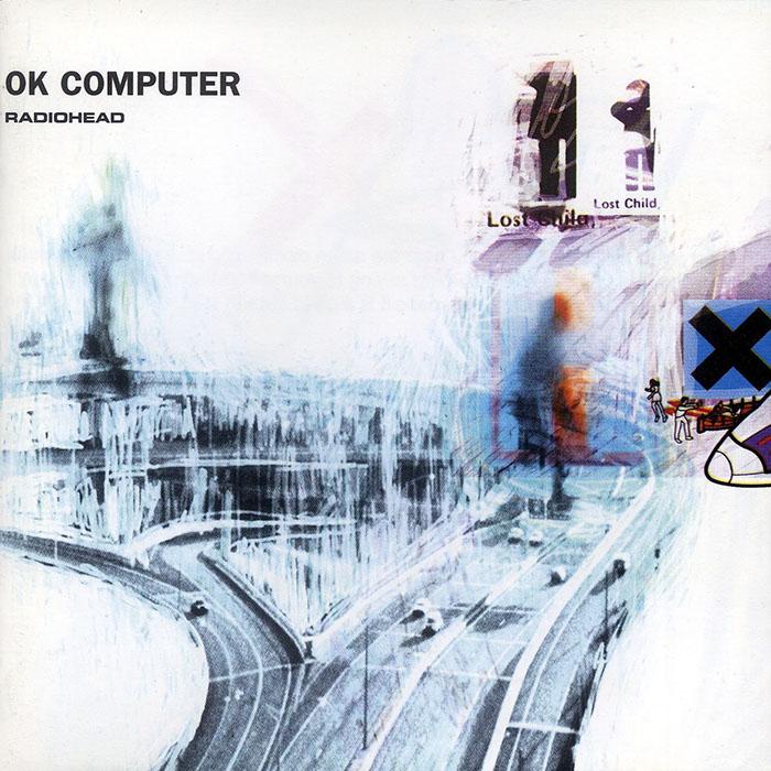 ok computer レディオヘッド radiohead