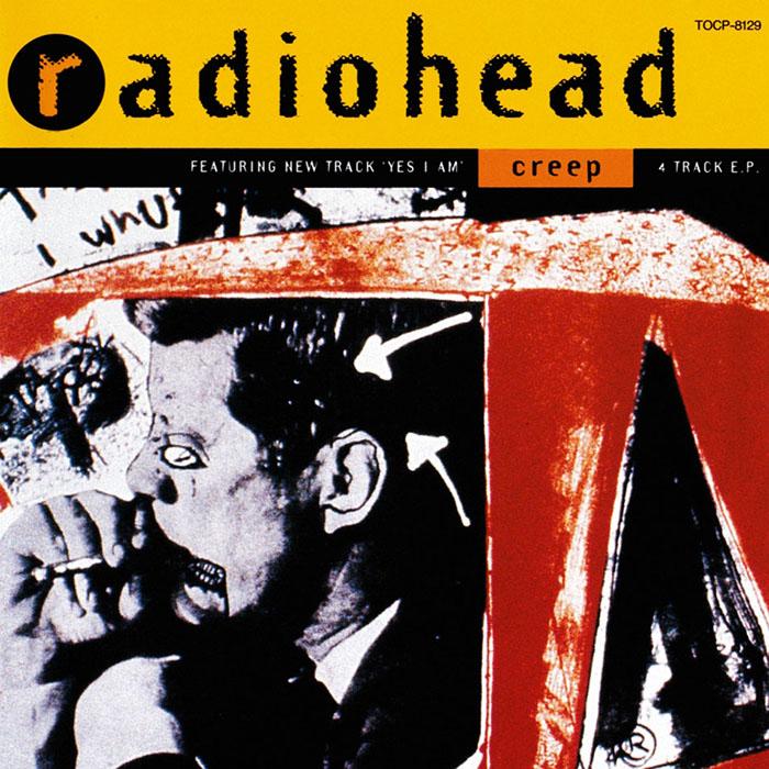 creep レディオヘッド radiohead