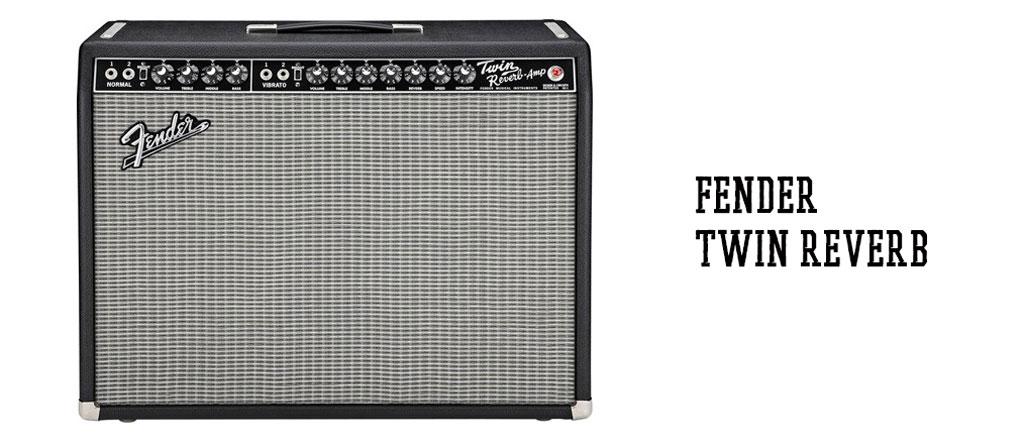 Fender Twin Reverb フェンダーツインリバーブ