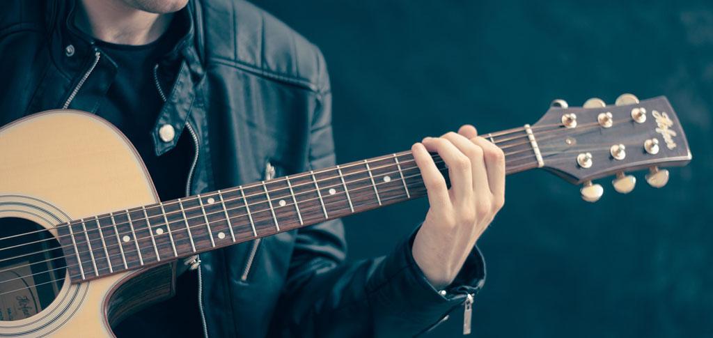 ギター Fコード