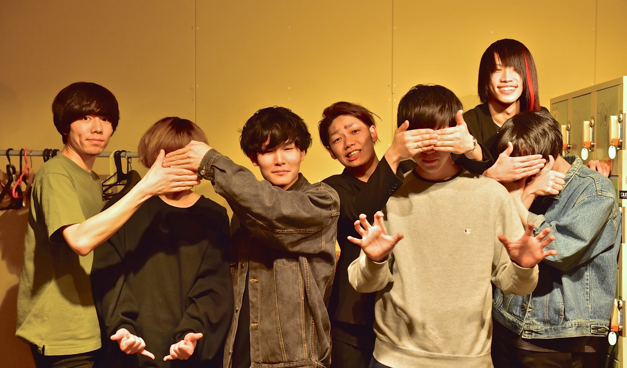 """livemasters Inc. 5th anniversary tour""""3 on 3"""