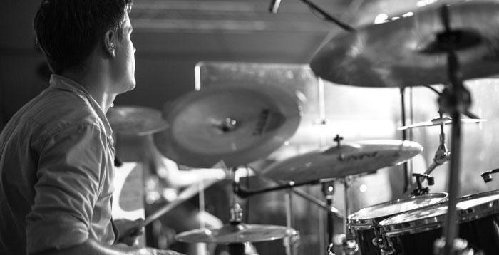 ドラム 音量バランス