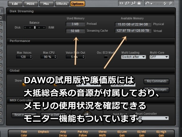 DTM-DAW