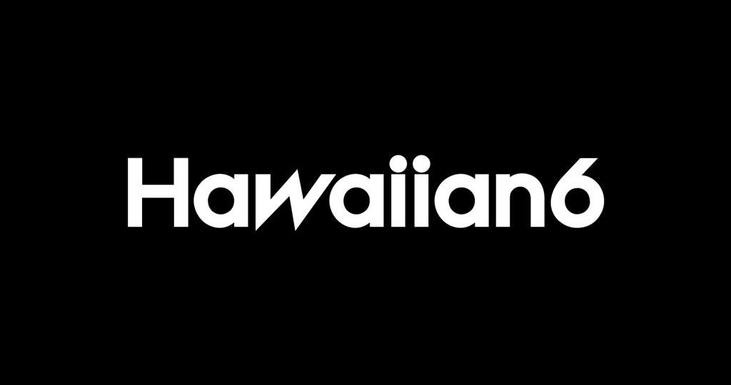 Hawaiian6  ハワイアン6