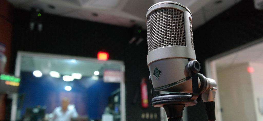 マイク Microphone
