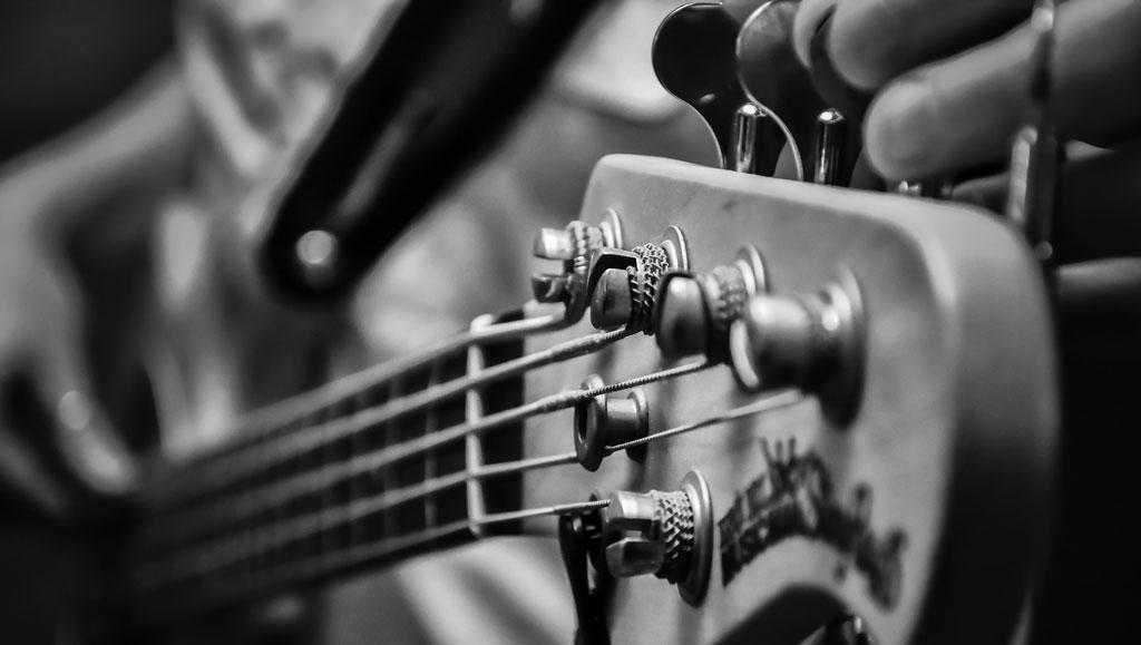 チューニング ギター