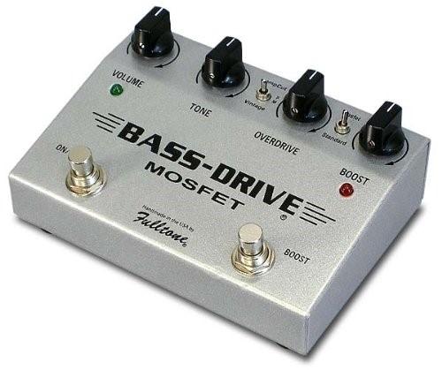 Fulltone /BASS-DRIVE (MOSFET)