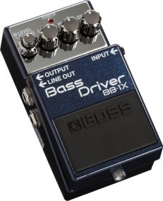 BOSS / Bass driver BB-1X