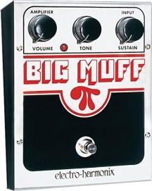 electro-harmonix /Big Muff Pi
