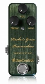One Control /Hooker's Green Bass Machine