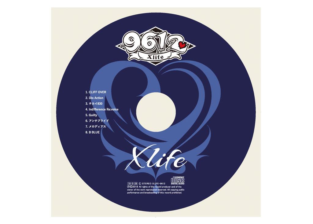 Xlife 盤面